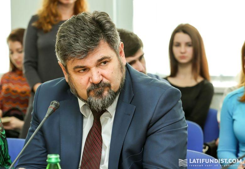 Геннадий Новиков, председатель Аграрного Союза Украины