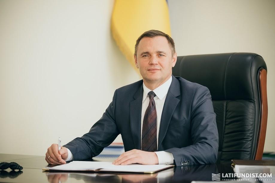 Александр Григорович, экс и.о. главы правления ГПЗКУ