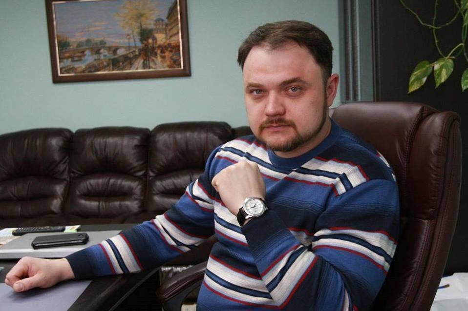Дмитрий Гордейчук, директор ИА «Инфоиндустрия»