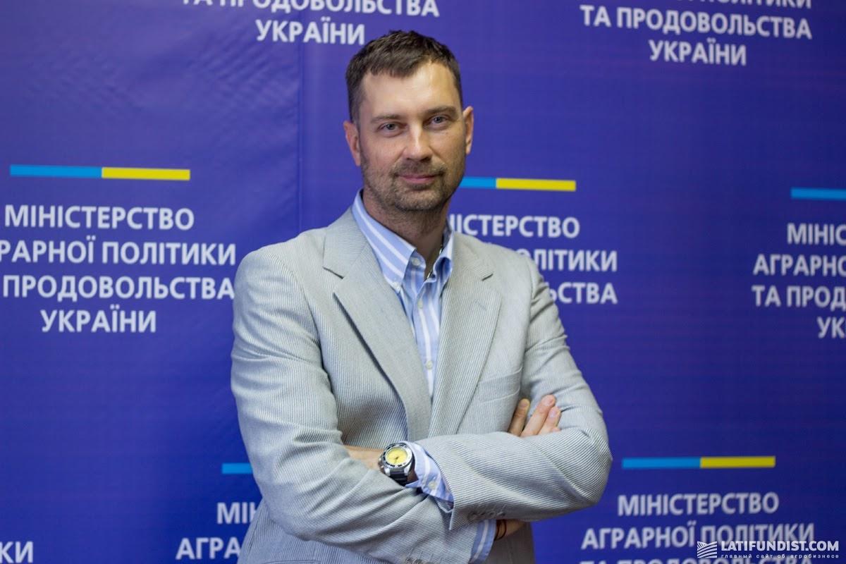 Алексей Зубрицкий, эксперт по приватизации и земельной реформе