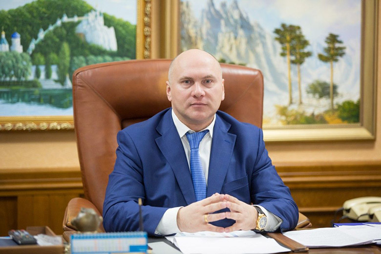 Виталий Трубаров, и.о. главы Фонда госимущества