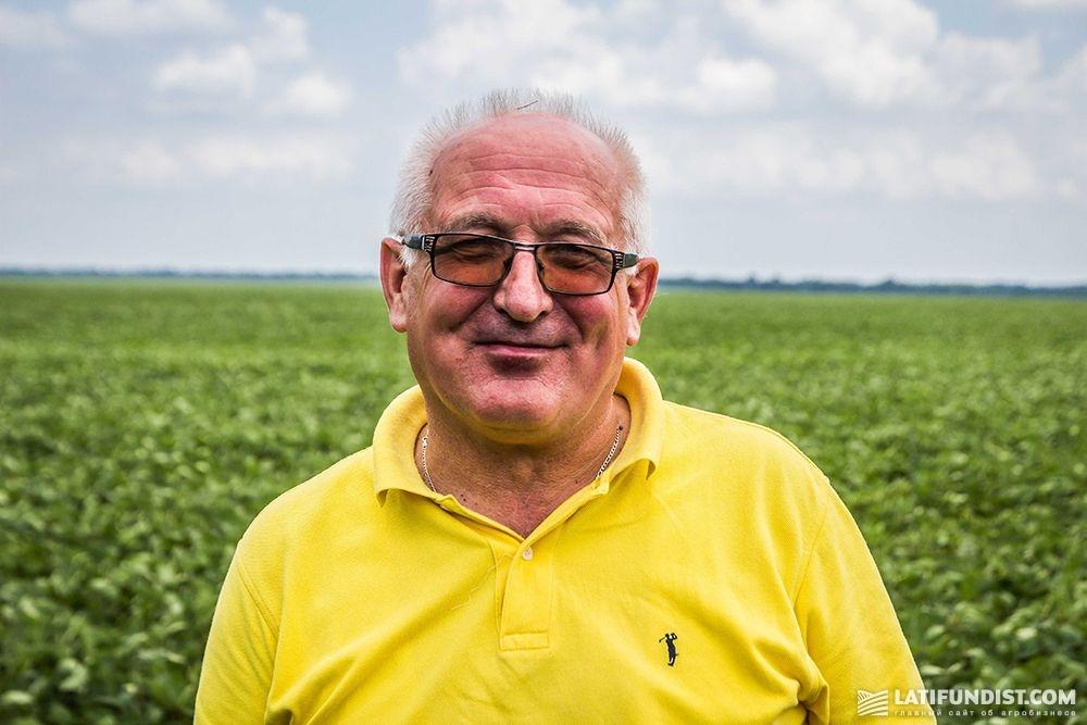 Богдан Черемха, заместитель руководителя агробизнеса «Эпицентр К», директор по производству «Эпицентр Агро»