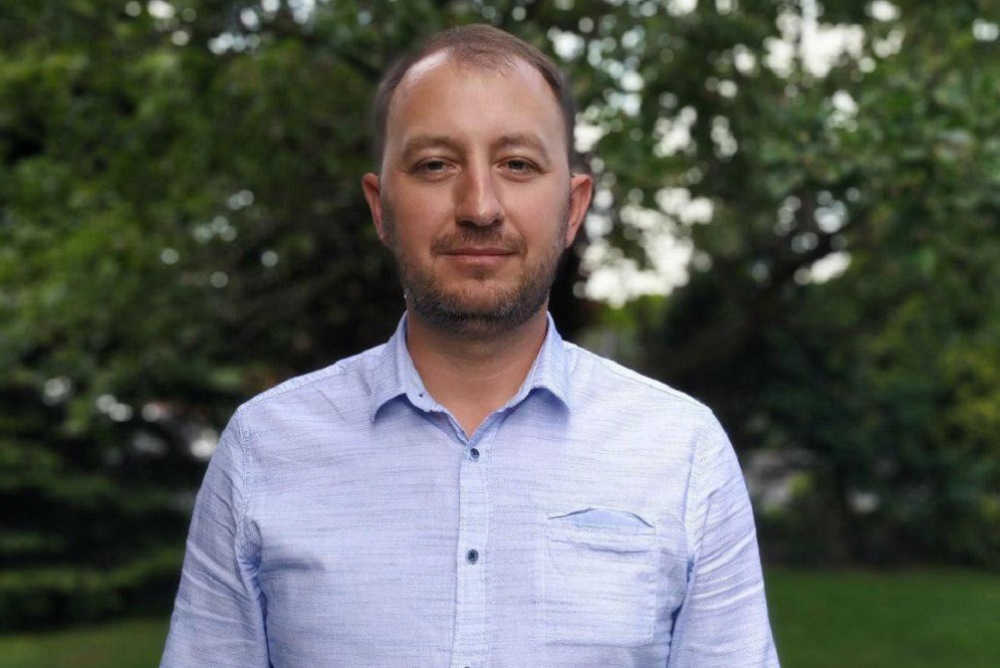 Виктор Марценюк, главный агроном МХП