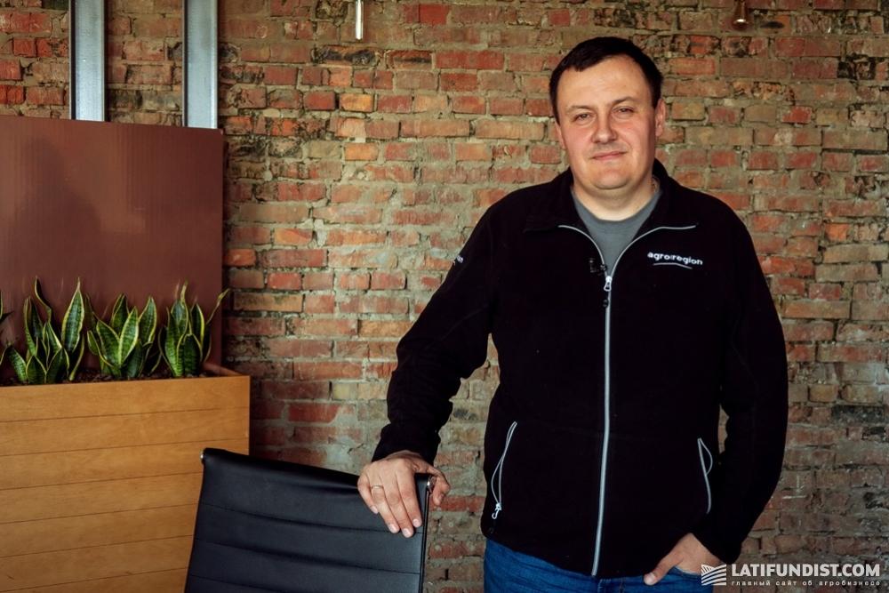Юрий Лысак, главный агроном группы компаний «Агро-Регион»