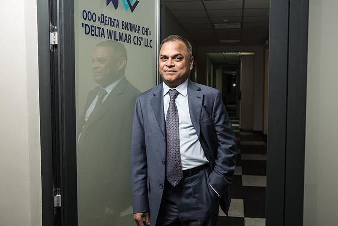 Дхруба Чаран Панда, глава Правления совета директоров, совладелец «Дельта Вилмар СНГ»