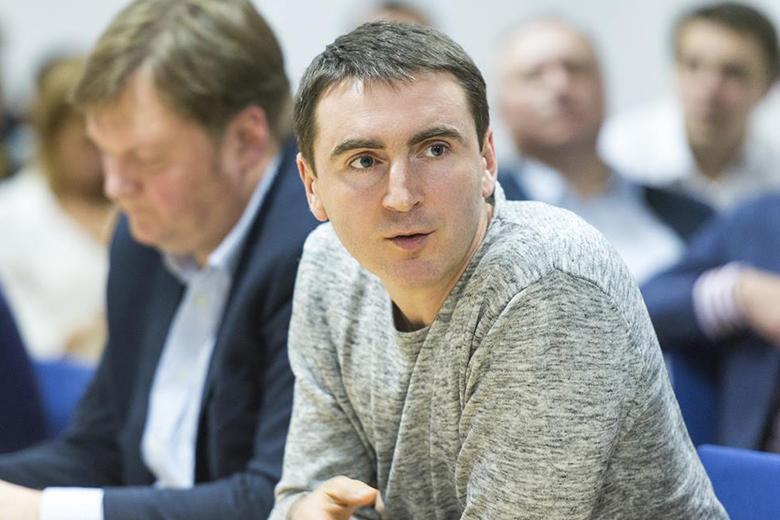 Владислав Талах, директор по связям с общественностью и государственными органами компании «Дельта Вилмар СНГ»