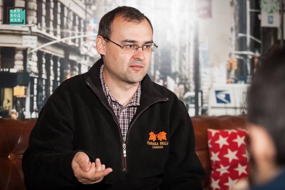 Андрей Блинов, экономист и аналитик