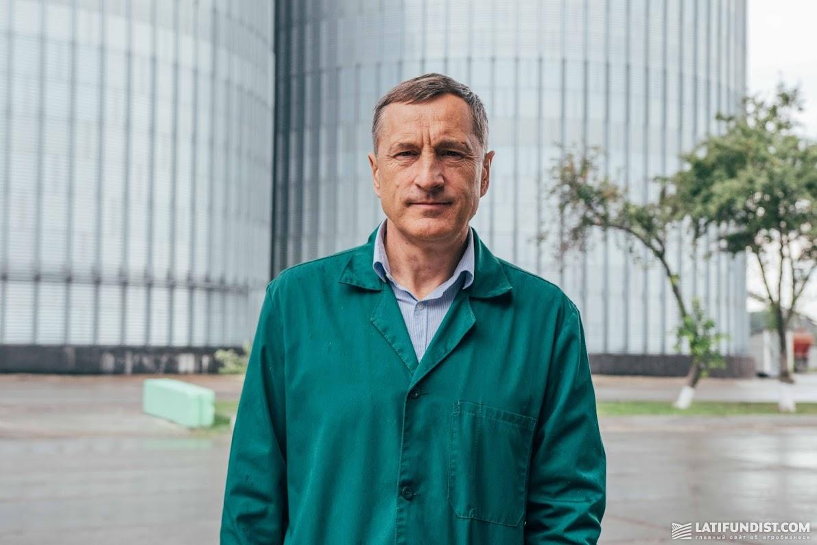 Сергей Чепелюк, главный инженер МЗИКК