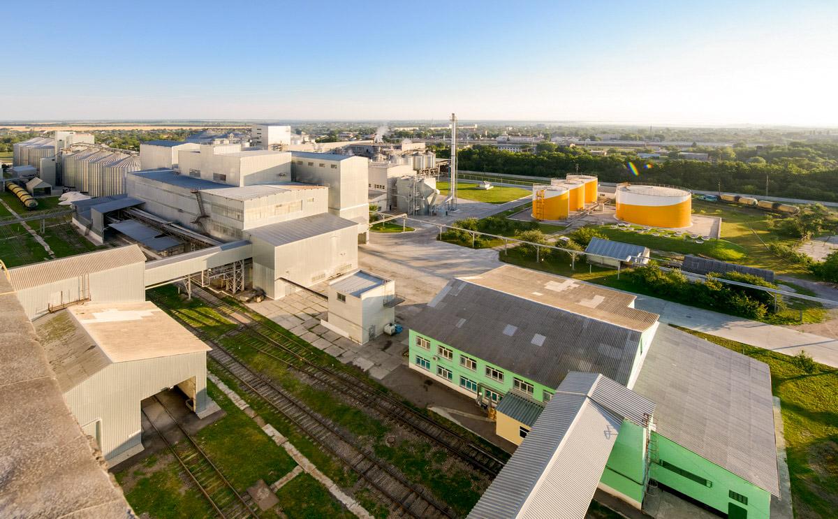 Мироновский завод по изготовлению круп и комбикормов