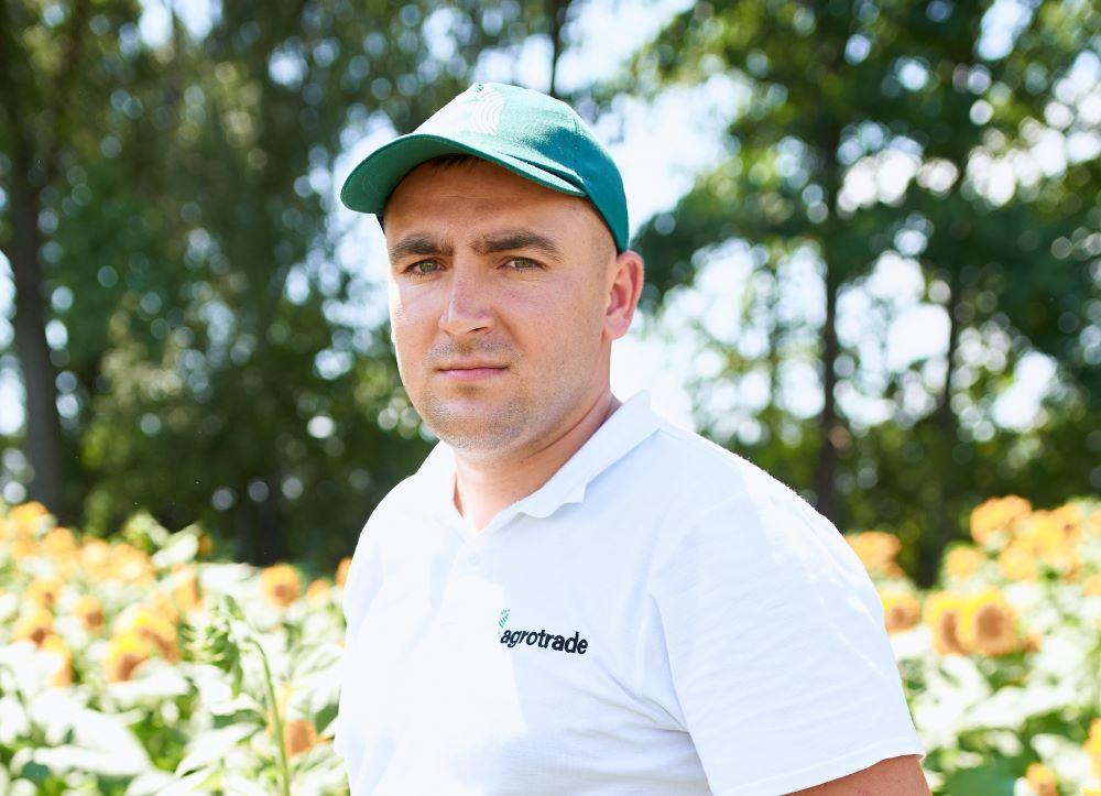 Александр Овсяник, главный агроном группы «АГРОТРЕЙД»