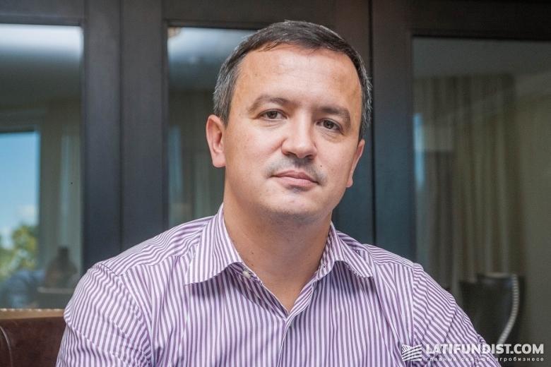 Игорь Петрашко, заместитель генерального директора UkrLandFarming