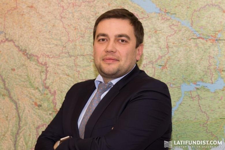 Максим Мартынюк, первый заместитель министра аграрной политики и продовольствия