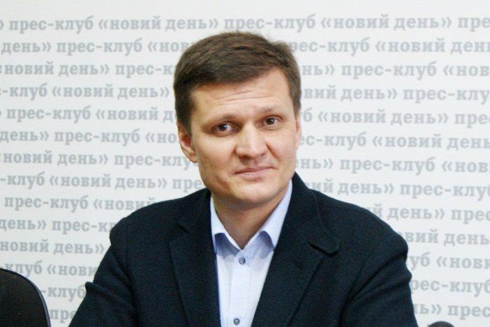 Сергей Хлань, народный депутат Украины