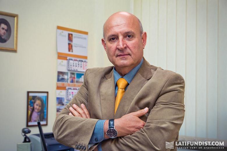 Sergei Stoianov, Allseeds External Relations Director
