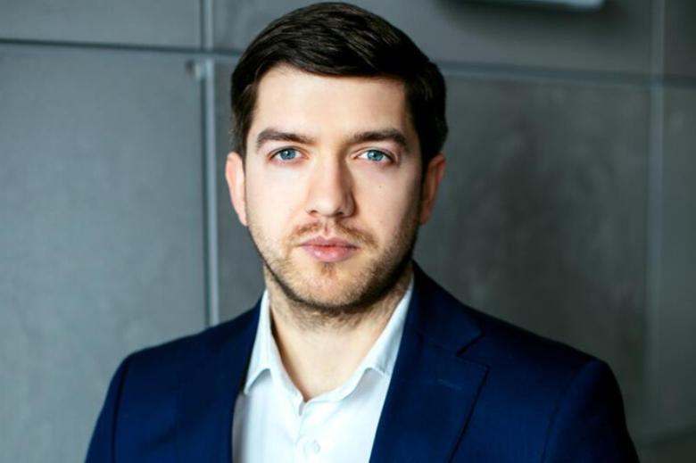 Yuriy Shlonchak, Head of the Export Sales Department at MHP's Agro Department