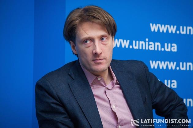 Михаил Соколов, заместитель председателя Всеукраинского аграрного совета