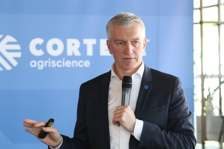 Сергей Харин, руководитель бизнеса в Восточной Европе «Corteva Agriscience»