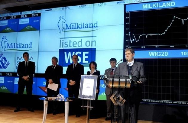 В 2010 году компания провела IPO на Варшавской фондовой бирже