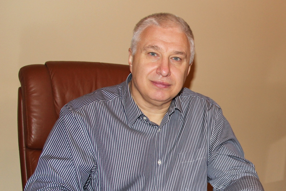 Геннадий Здор, директор Агрофирмы «Гермес»