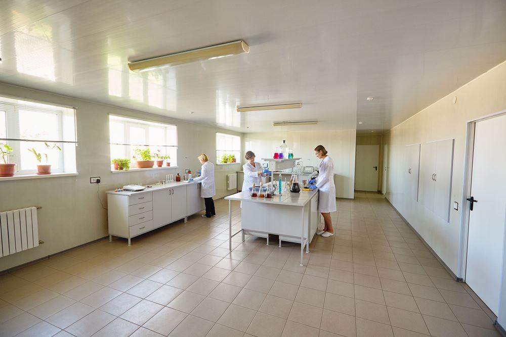 Лаборатория компании Агрофирма «Гермес»