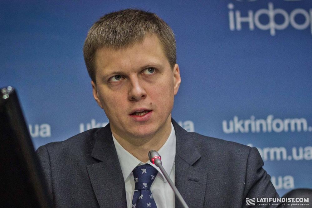 Народный депутат Алексей Мушак