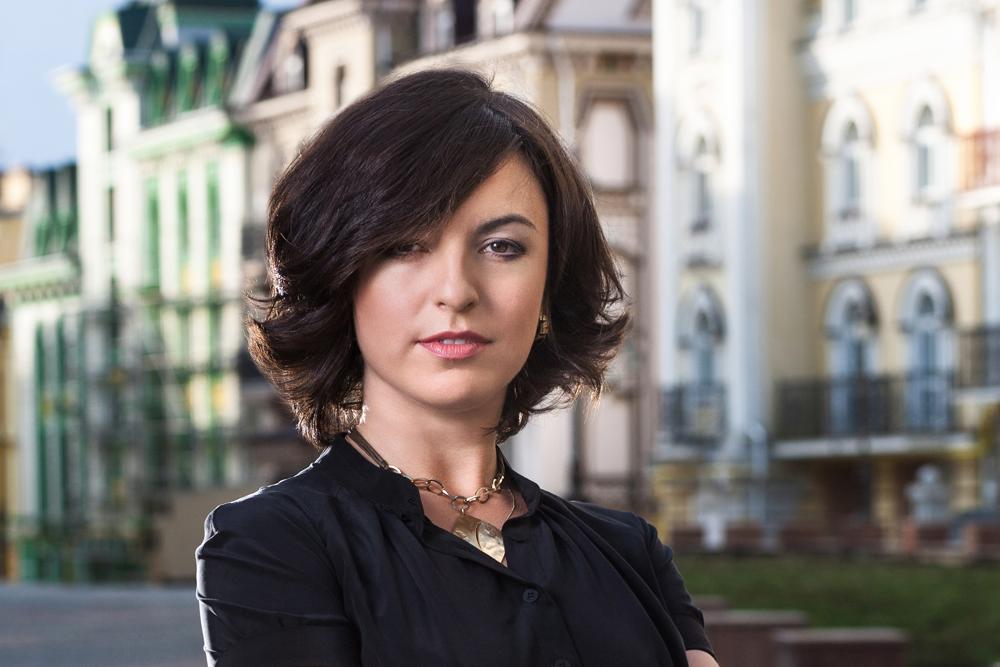 Исполнительный директор Европейской Бизнес Ассоциации Анна Деревянко