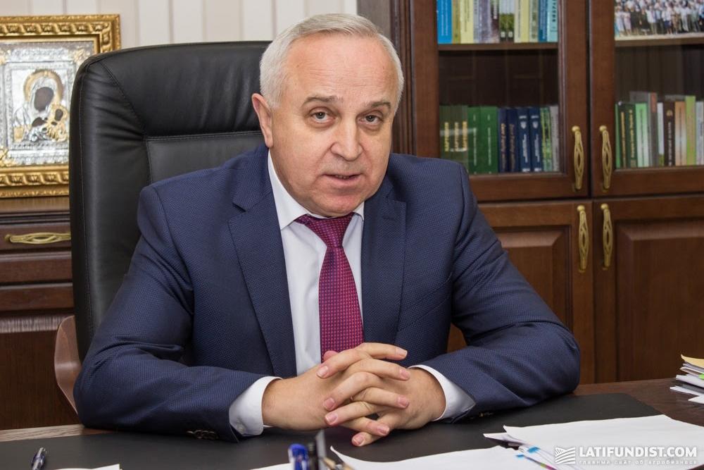 Президент НААН Ярослав Гадзало