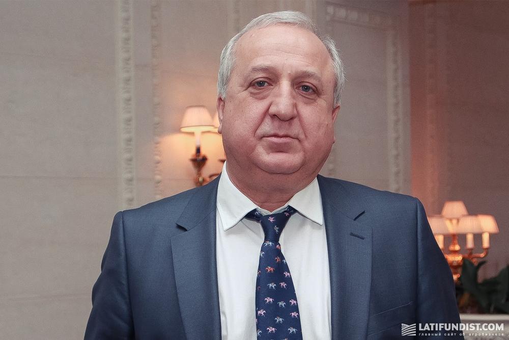 Глава представительства ЕБРР в Украине Шевки Аджунер