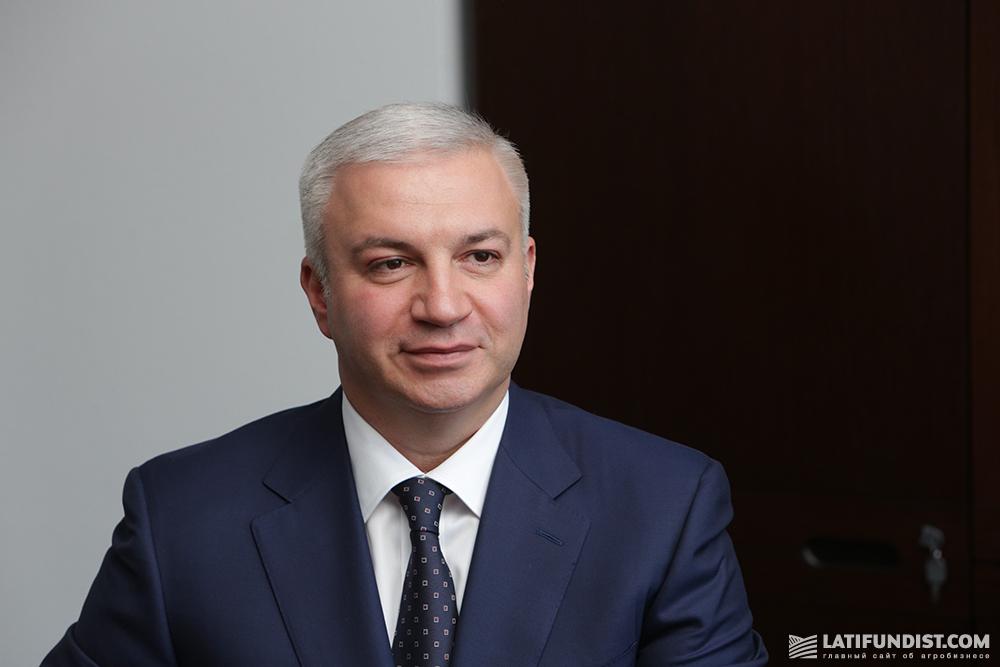 Андрей Радченко, глава правления «Аграрного фонда»