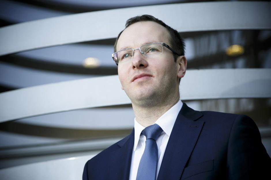 Конрад Пазган, президент польской компании Konspol