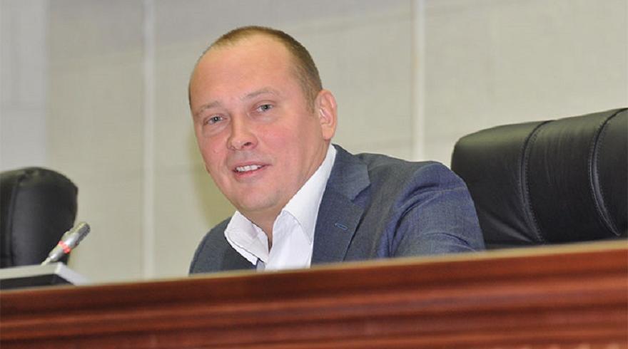 Максим Романенко, бывший секретарь горсовета Днепра
