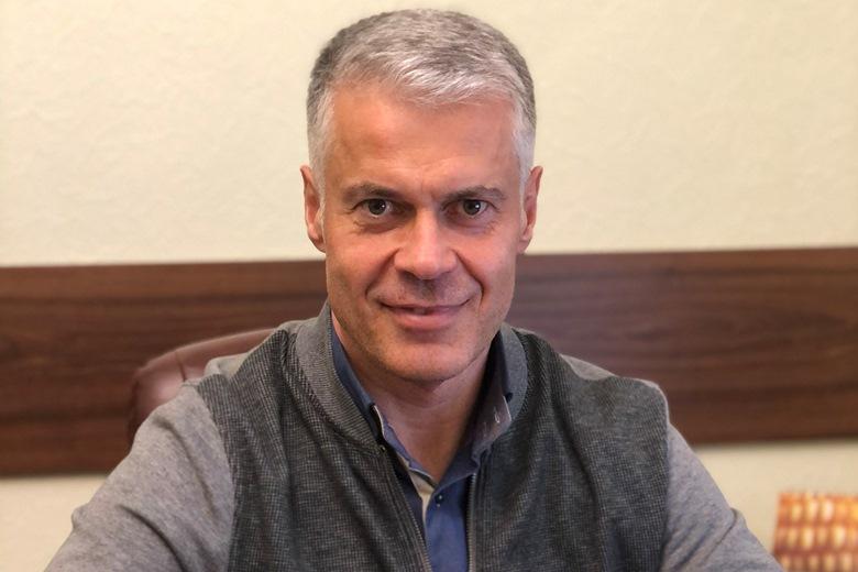 Георгий Феодориди, основатель и главный директор группы компаний «Торговый Дом «Агромир»