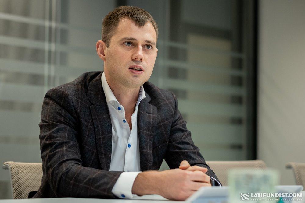 Александр Карпенко, глава Черноморского региона компании Louis Dreyfus Company