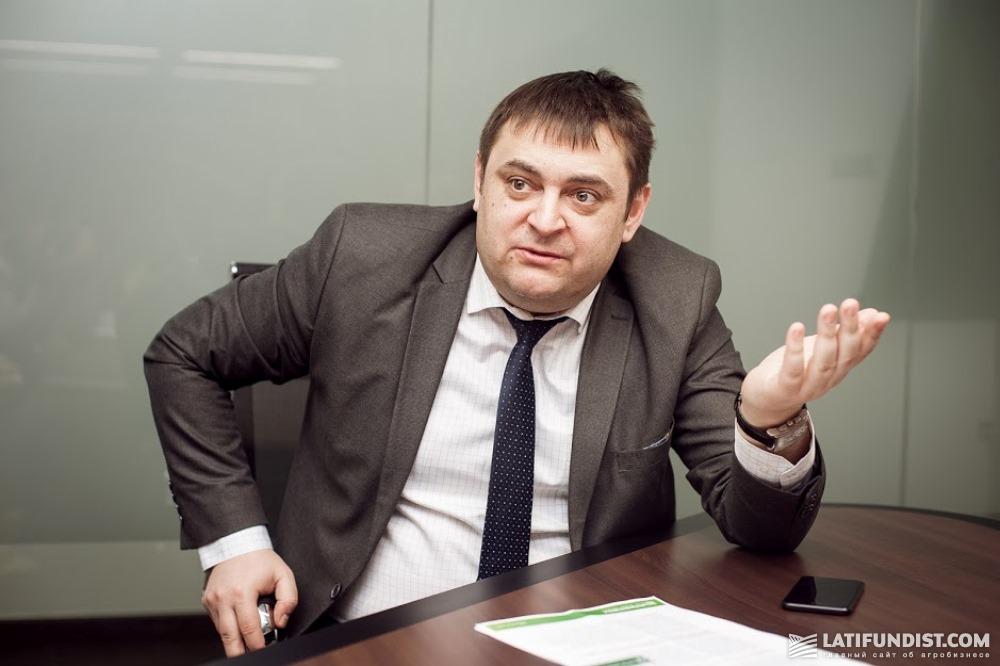 Андрей Стецевич, заместитель председателя правления «Ощадбанк»