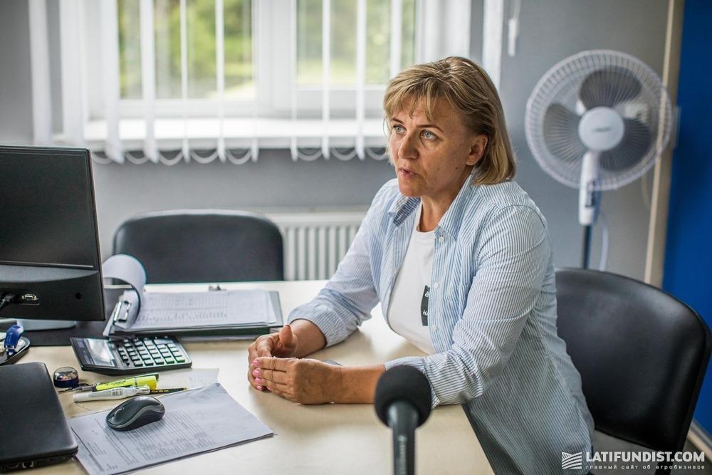 Лариса Петровна Бачинская