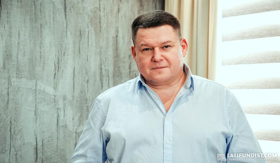 Николай Агарков, председатель совета директоров корпорации «Сварог Вест Груп»