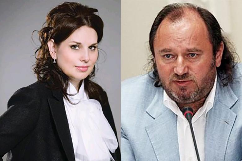Марина и Евгений Сигал