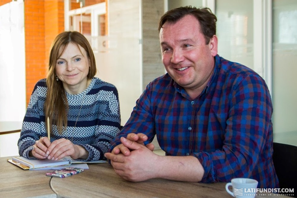 Ирина и Евгений Дудки
