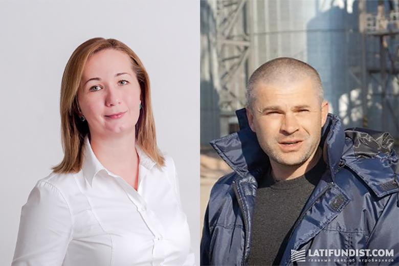 Елена и Константин Вороны