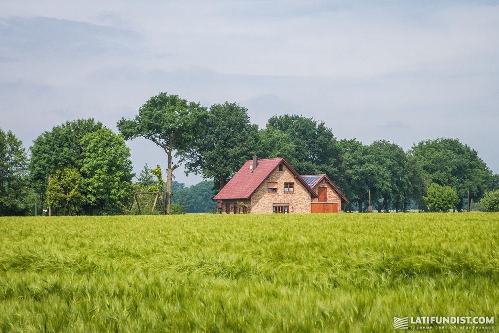 Ферма в Германии