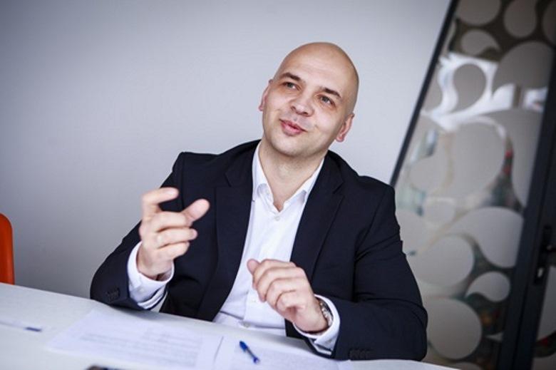 Андрей Самусенко, генеральный директор «Монделис Украина»