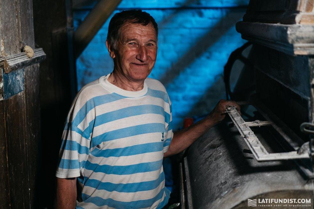 Владимир Гаценко, технолог «К-Трейд»