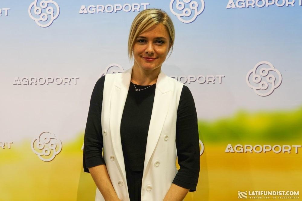 Наталия Хмыз, руководитель департамента АПР Львовской областной администрации