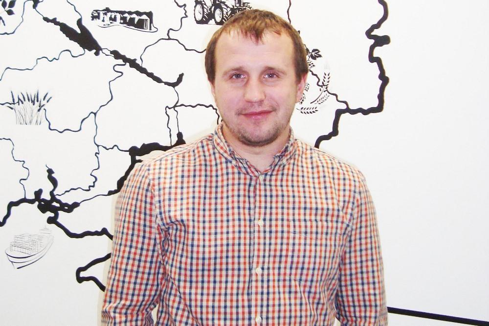 Игорь Зварич, генеральный директор «Вест Агро Груп»