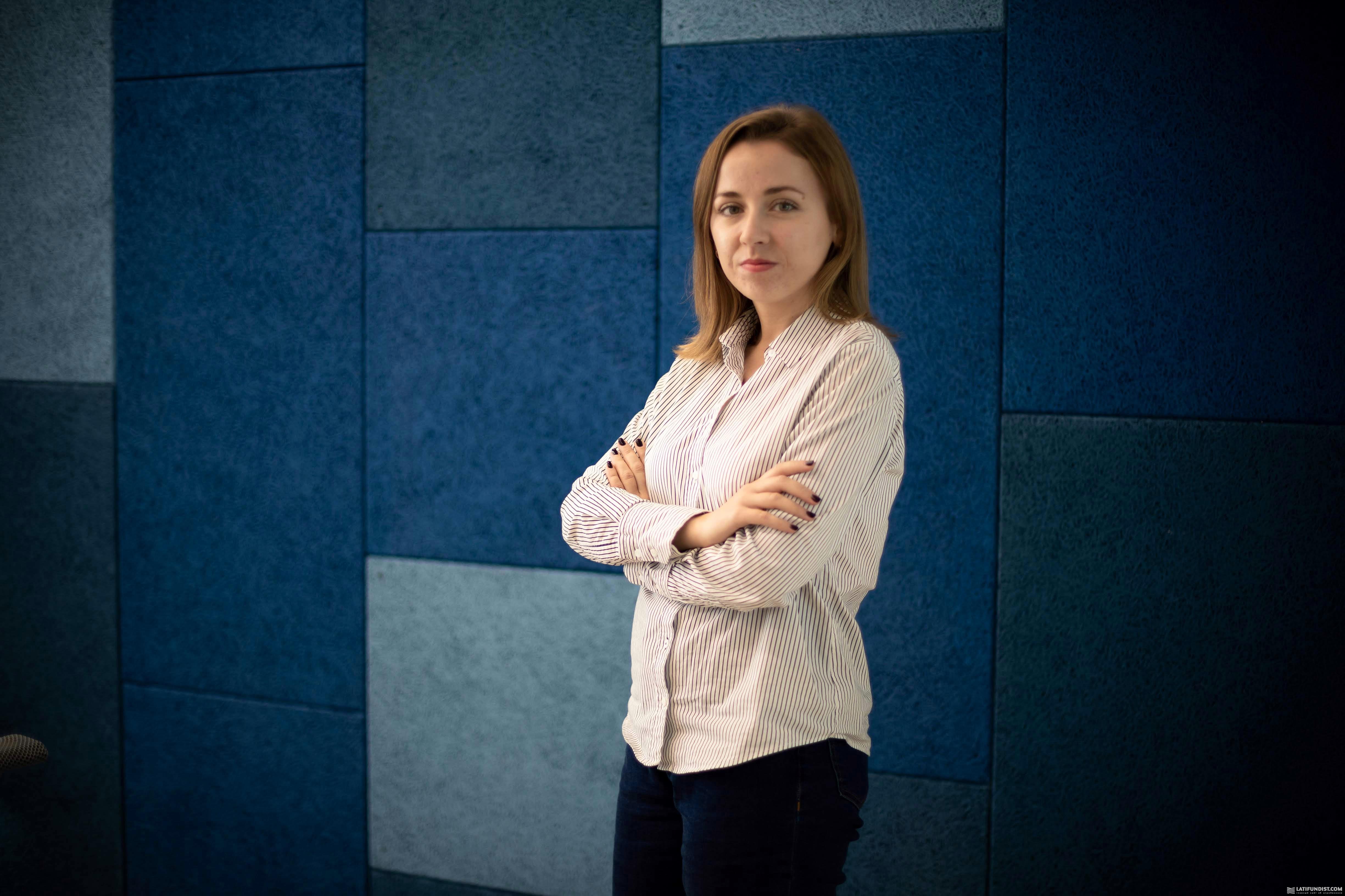 Инна Захарчук, менеджер по развитию бренда работодателя