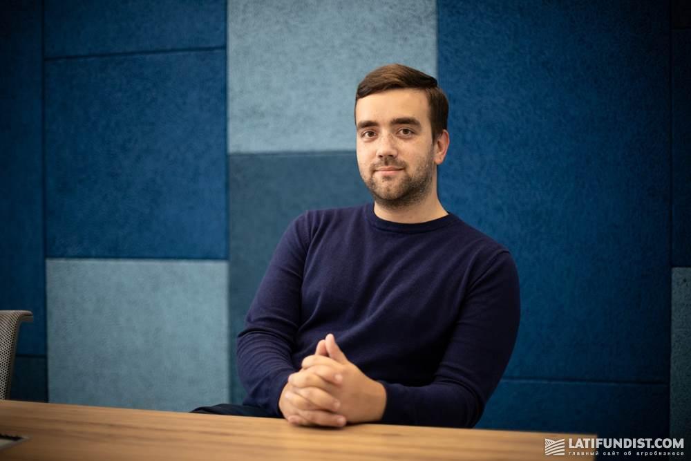Павел Шутый, специалист отдела бюджетирования