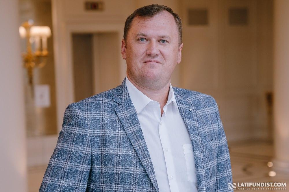 Виталий Адамчук, технический директор Департамента птицеводства МХП