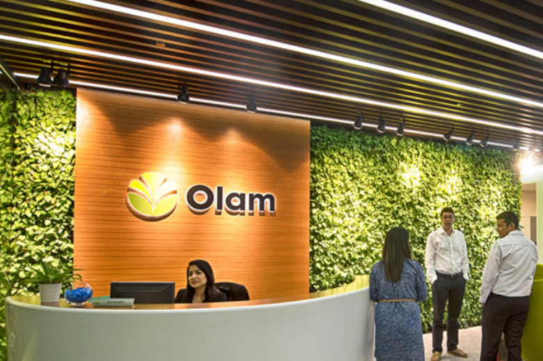 Офис компании OLAM International Ltd.