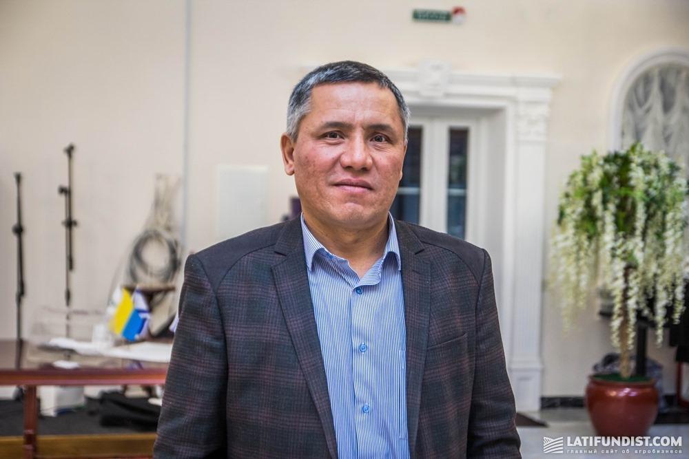 Алишер Нурмухаммедов, начальник научно-исследовательского отдела компании «Астарта-Киев»