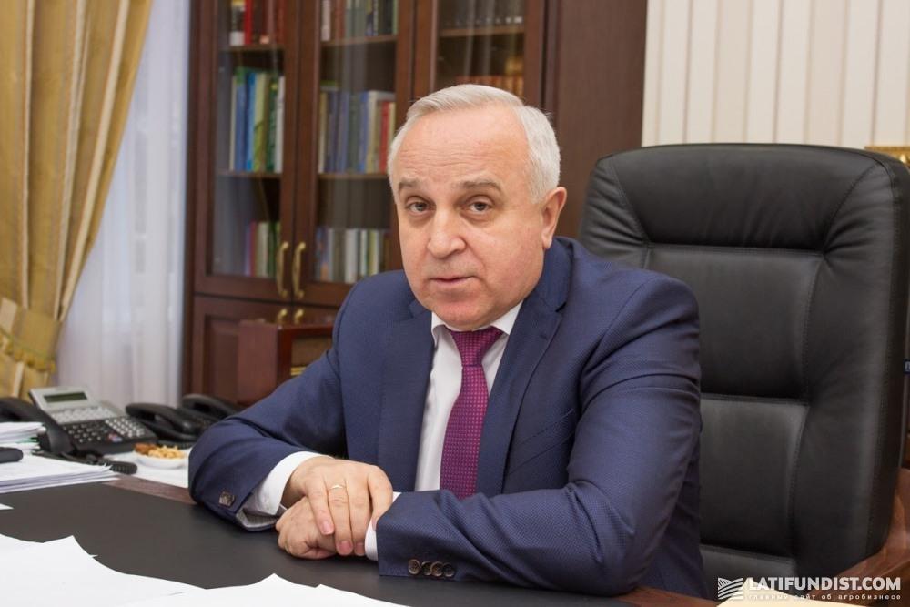 Ярослав Гадзало, президент НААН, доктор сельскохозяйственных наук, профессор